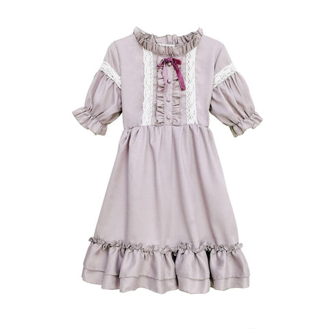 Lavender Moon J-fashion Kawaii Lolita Dress