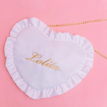 Lolita Heart-shaped Nymphet Fashion Jfashion Mini Pillow Bag