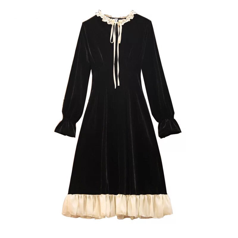 Darla Dark Romantic Vintage Aesthetic Victorian Gothic Velvet Dress Dark romanticism is a literary subgenre of romanticism, reflecting popular fascination with the irrational, the demonic and the grotesque. darla dark romantic vintage aesthetic victorian gothic velvet dress