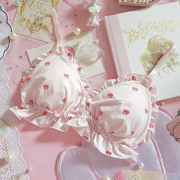 Kawaii Nymphet Lolita Lingerie Set
