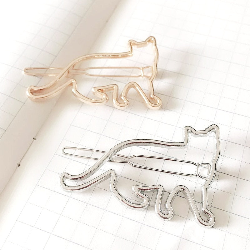 {FREE with Purchase of $25+} Cat Hairclip