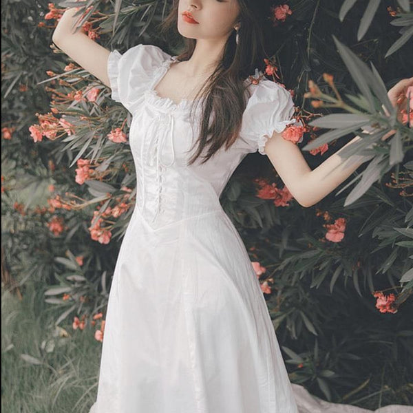 Karina Dove Vintage-Style Princess Dress