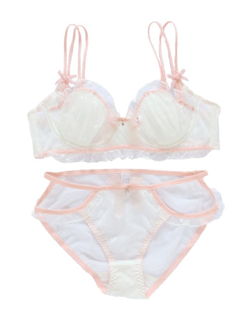 2-piece Lace Nymphet Lolita Lingerie Set