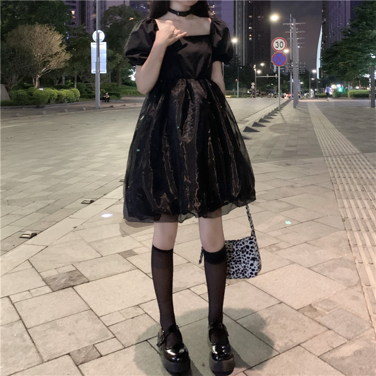 Blooma Kawaii Dolly Balloon Dress