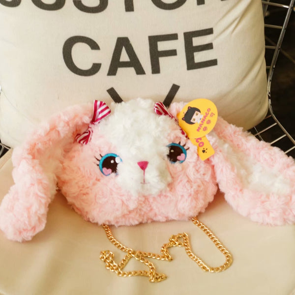 Bunny Berry Kawaii Aesthetic Lolita Purse