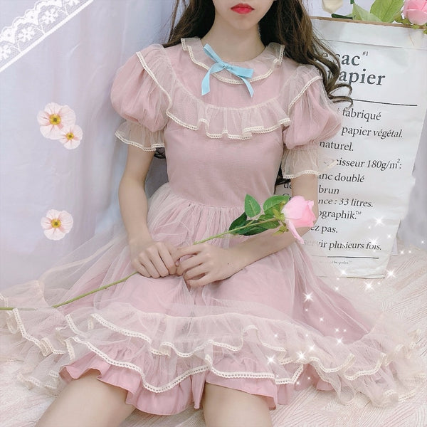 Charlotte Daydream Dreamy Dolly Dress