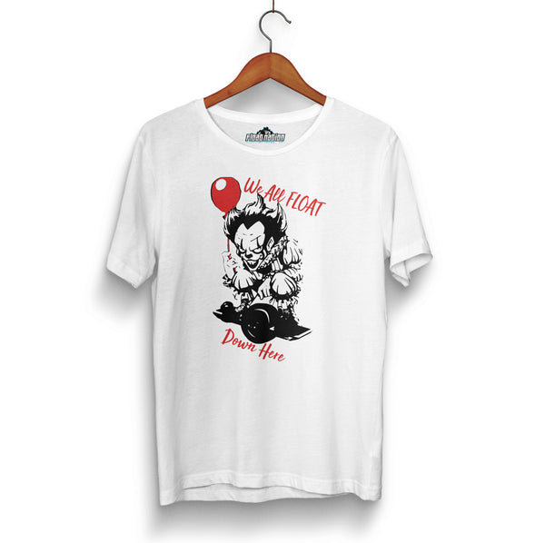 We All Float Tee