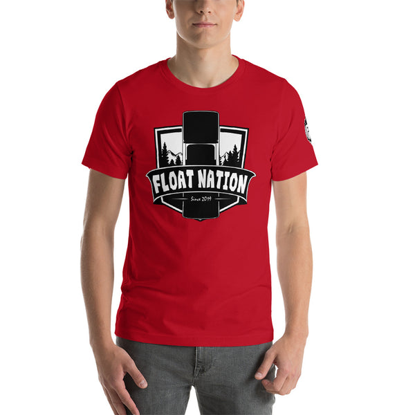 Float Nation Shield Tee