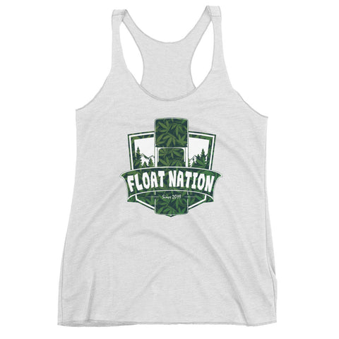 Women's Cannabis Tank
