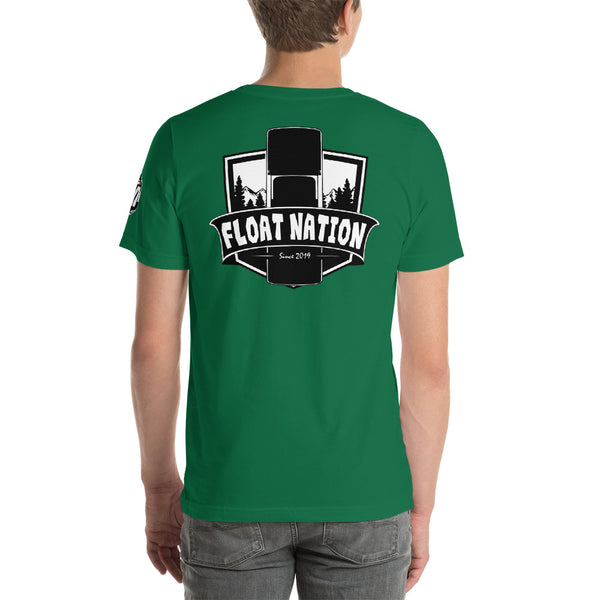 Float Nation Shield v2 Tee