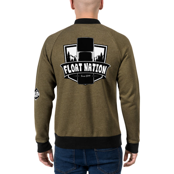 Float Nation Shield Bomber