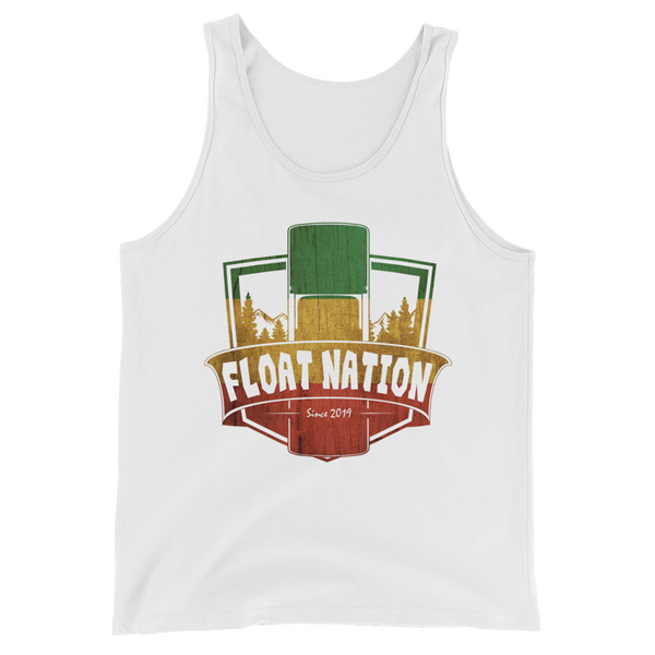 Rasta Shield Tank