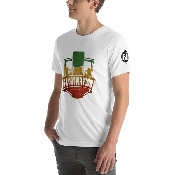 Rasta Float Shield Tee