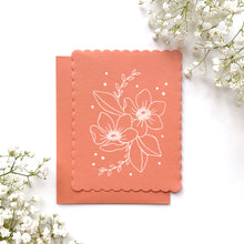 Load image into Gallery viewer, HAND DRAWN NOTE CARDS - Fun Florals