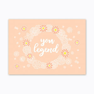 The-Rosy-Redhead-Print-5x7-You Legend