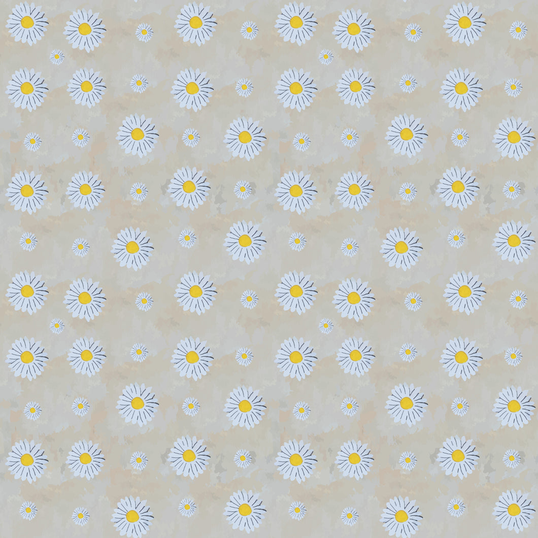 FFSB308 - Fuji's Fancy Lady Collection - beige flowers