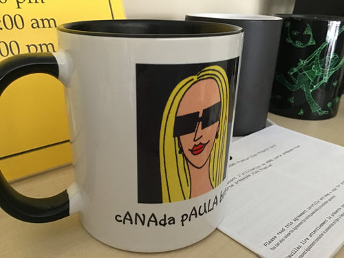 Mug - Fancy Lady Mug - 12 oz