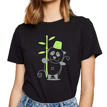 Load image into Gallery viewer, Tops T-Shirt - Sewing Panda