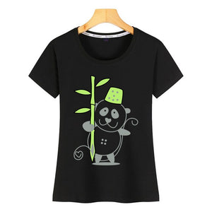 Tops T-Shirt - Sewing Panda