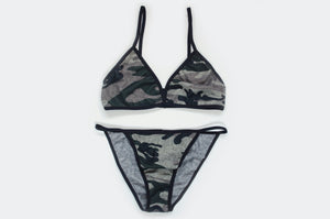 Limited Edition: Camo Set