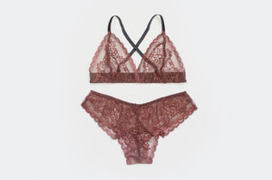 'Maple' Lace Set
