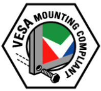Certification: VESA