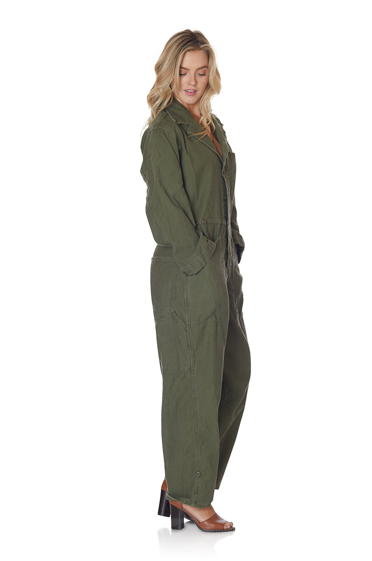 Full Metal Jumpsuit