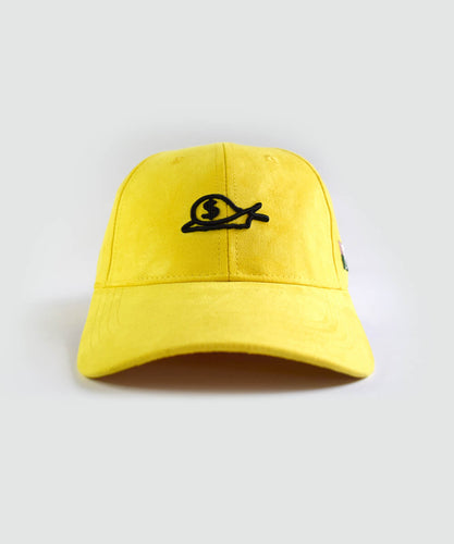 Jockey Dad Hat Amarillo
