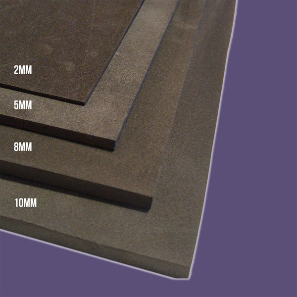Black EVA Foam Sheets