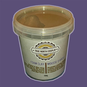 Grey Foam Clay - 150g