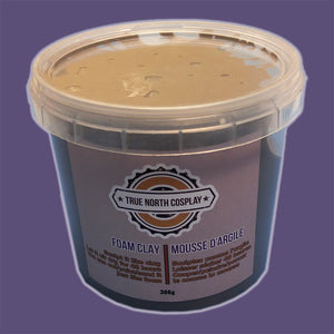 Grey Foam Clay - 300g