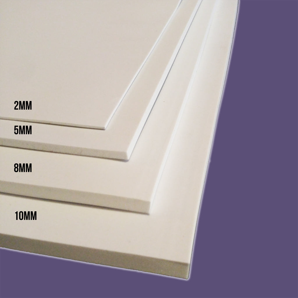 White EVA Foam Sheets