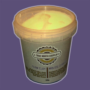 White Foam Clay - 150g