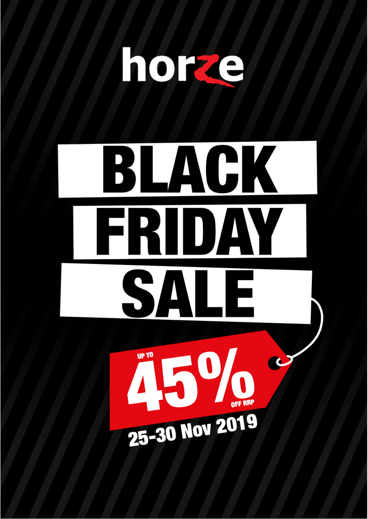 Horze Black Friday Sale