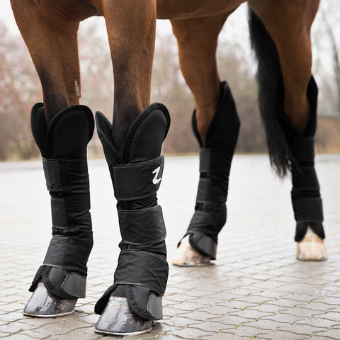 Boots for the horse
