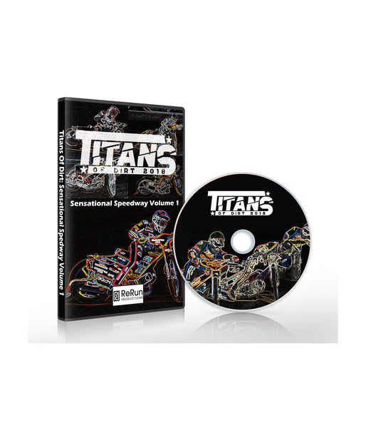 Titans Of Dirt DVD