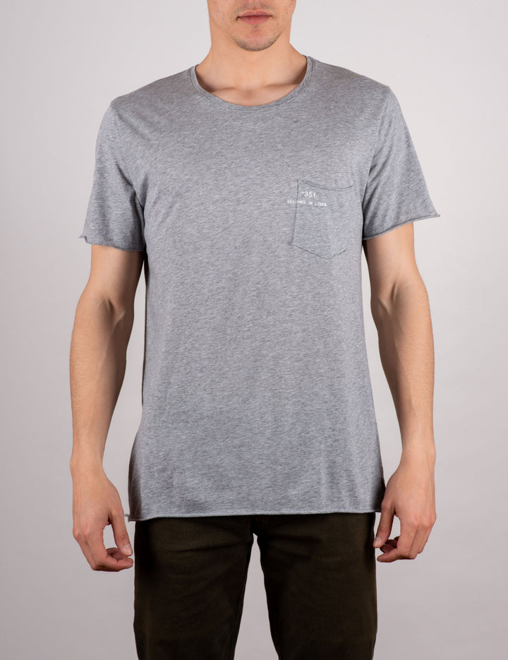 T-Shirt Essencial Grey