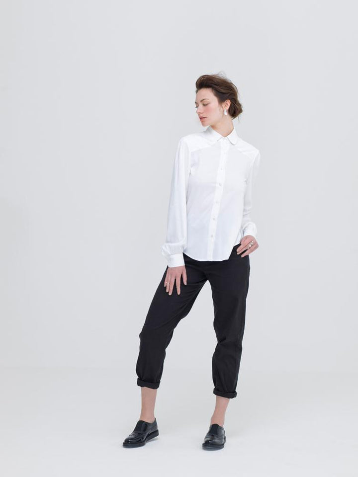 Sustainable Shirt - White