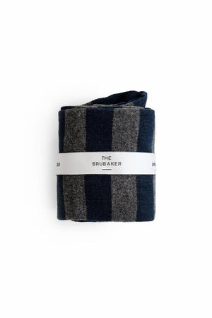 The sock - Blue & Grey