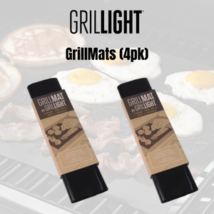 GrillMats by Grillight (4pk)