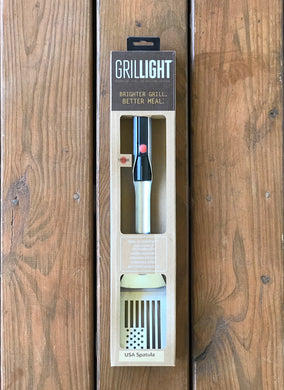 Smart Spatula - USA, grill light, grillight, bbq tools, grill tools