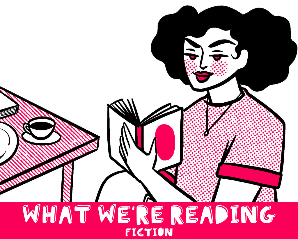Fiction - what we're reading