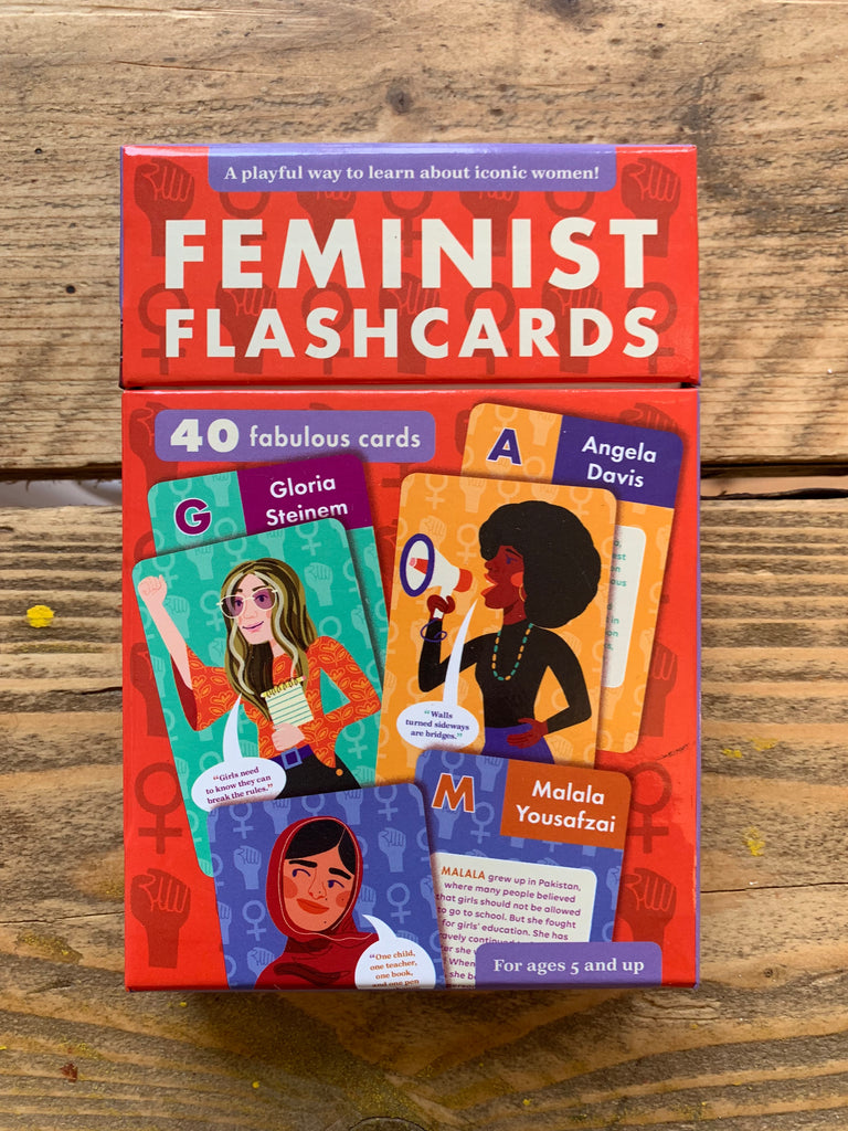 Feminist Flashcards