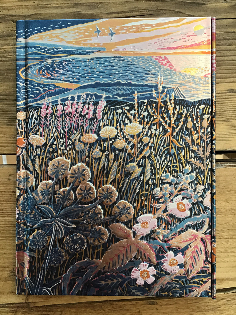 Annie Soudain: Midsummer Morning (Foiled Journal)