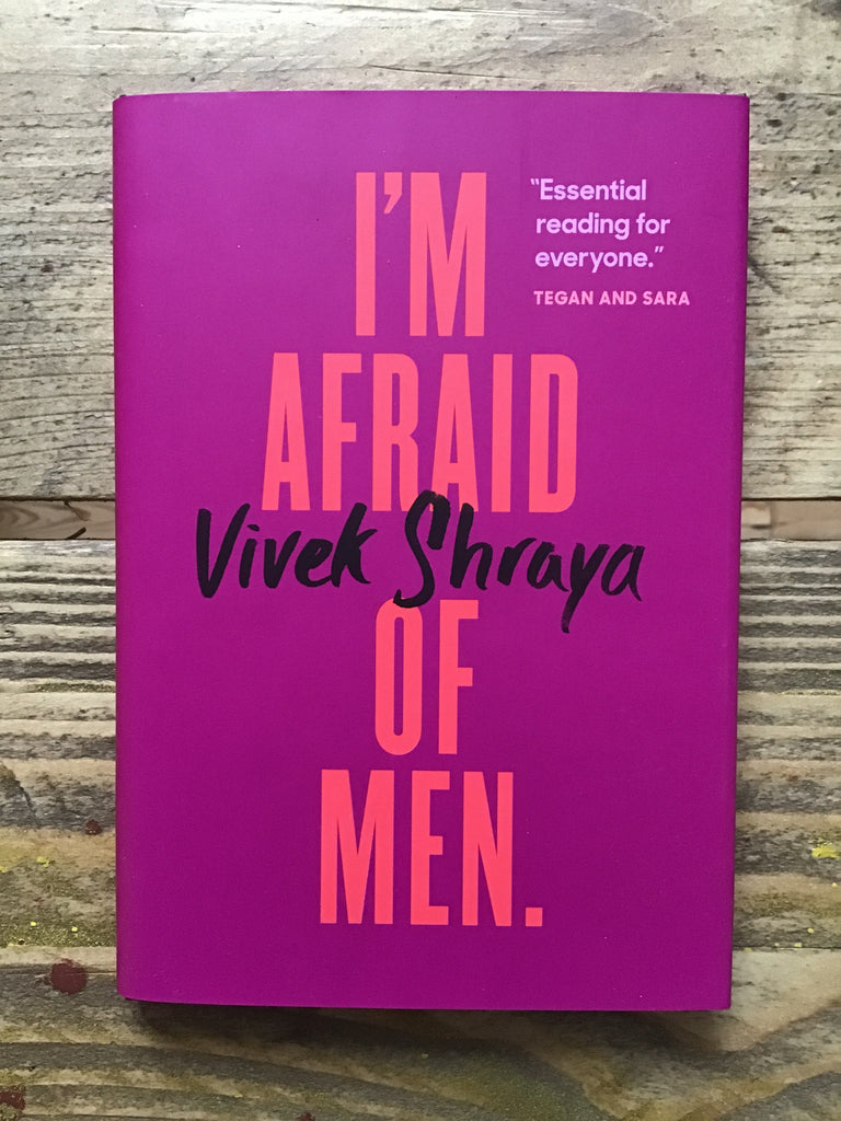 I'm Afraid Of Men