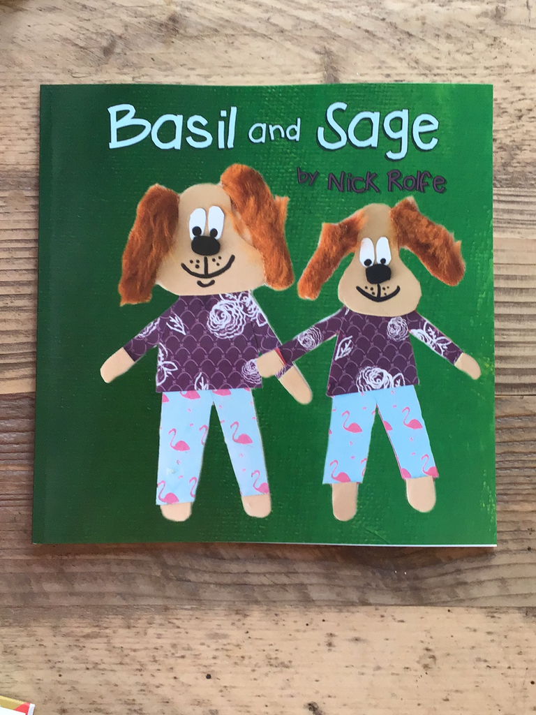 Basil and Sage : Does a Mother Need to Be Female?