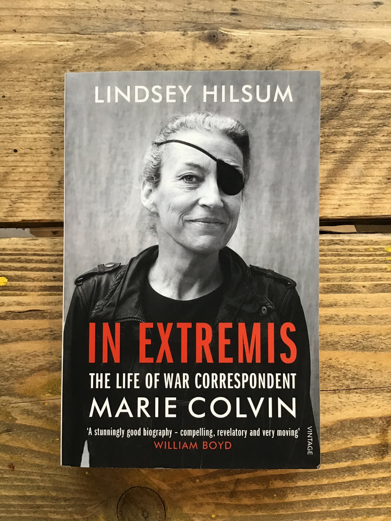 In Extremis, The Life of War Correspondent Marie Colvin