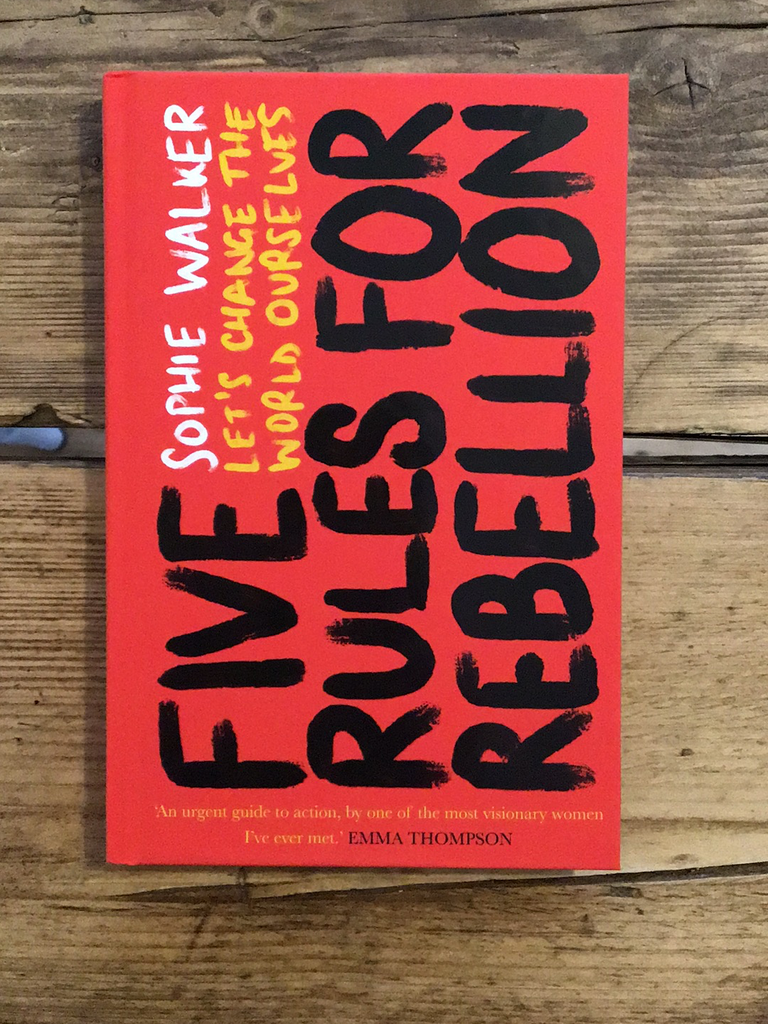 Five Rules For Rebellion