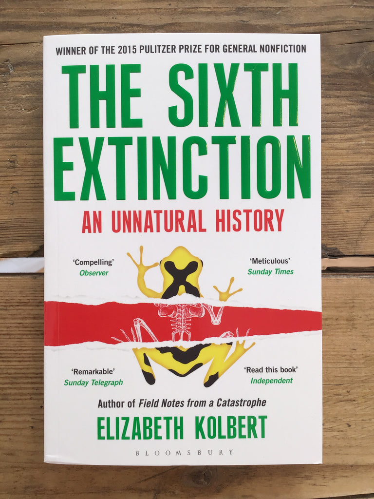 The Sixth Extinction, An Unnatural History