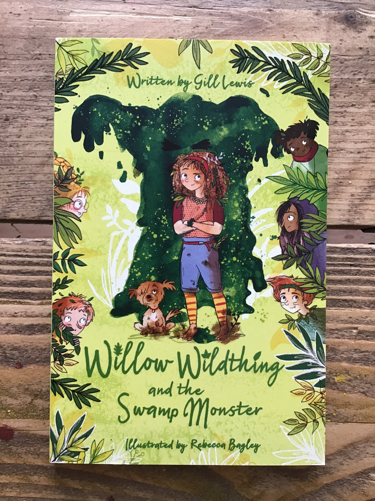 Willow Wildthing & The Swamp Monster